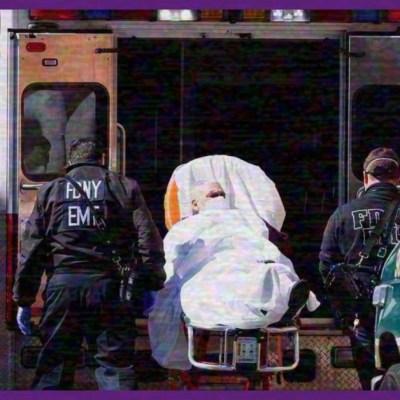 Estados Unidos a punto de romper la barrera de enfermos por COVID-19