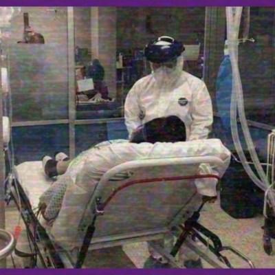Dos personas se intoxicaron al hacer gárgaras con cloro y pinol para combatir Covid-19
