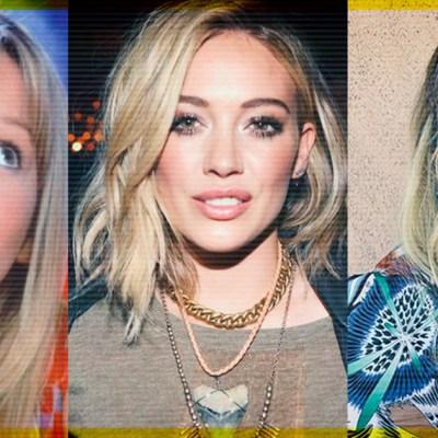 Así ha cambiado Hilary Duff a más de 20 años de carrera