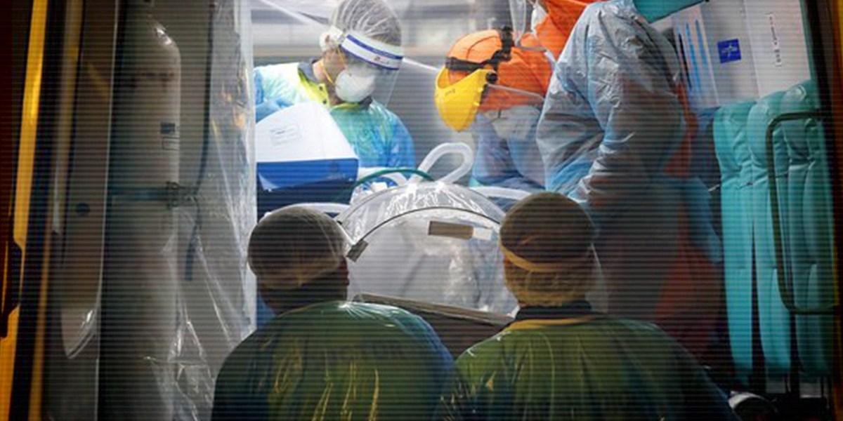 Estados Unidos logra el peor registro de muertes por COVID-19 del mundo