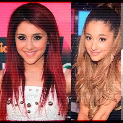 Este ha sido la evolución de Ariana Grande en el entretenimiento