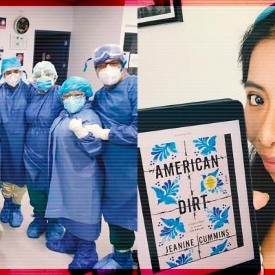 Yalitza Aparicio reaparece y agradece a los doctores su lucha contra el COVID-19