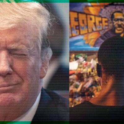 La amenaza que Donald Trump lanzó al pueblo estadounidense