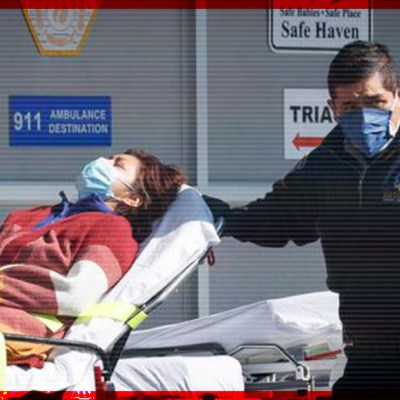 Pese a levantar la cuarentena, EUA registra alza de contagios de Covid-19