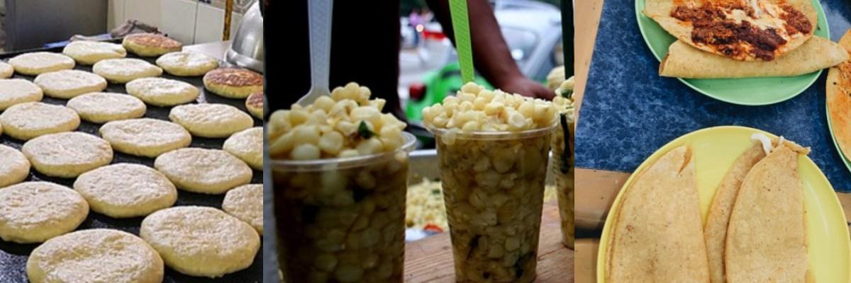 10 platillos muy mexicanos hechos a base de maíz