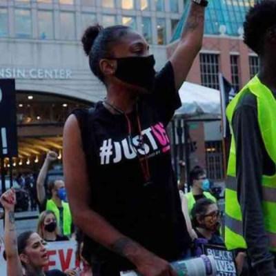 Convocan a Guardia Nacional luego de que policías balearan a hombre afroamericano