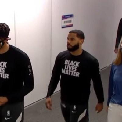 Posponen juegos de la NBA por manifestaciones antirracistas