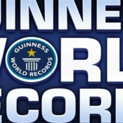 10 récords más raros del Libro Guinness que tienes que conocer
