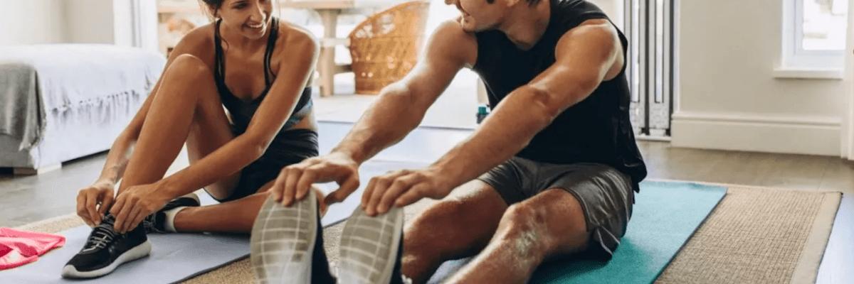 5 accesorios indispensables para hacer ejercicio en casa
