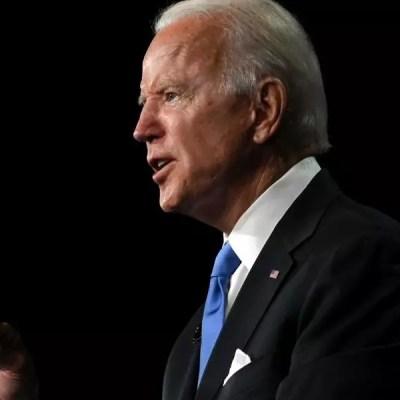 Trump no combate a la violencia en EU, la promueve: Biden