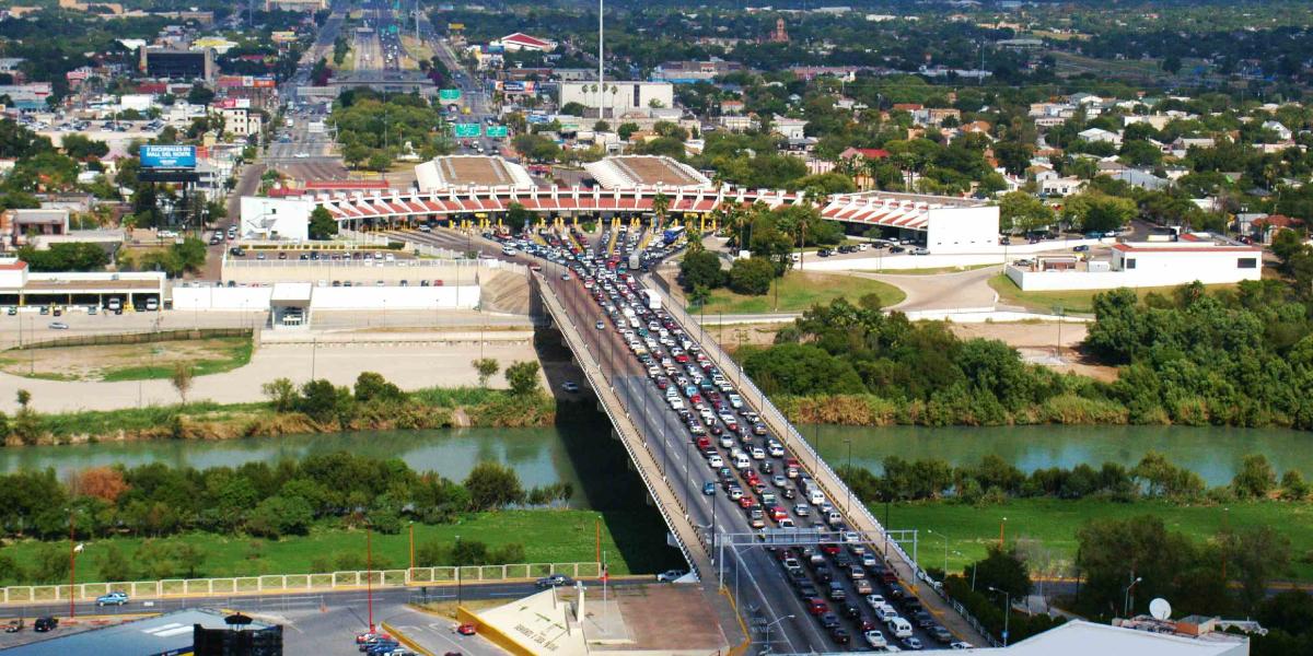 Gobiernos de México y EU amplian cierre parcial de la frontera norte hasta octubre