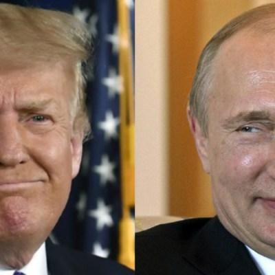 El presidente ruso, Vladimir Putin, nominado al Premio Nobel de la Paz, competirá contra Trump