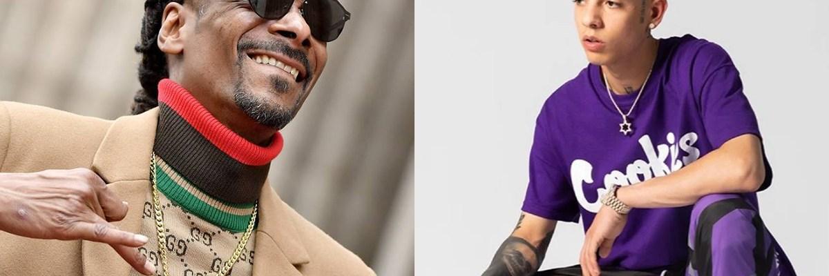 """¿Snoop Dogg cantando """"corridos tumbados"""" con Natanael Cano?"""