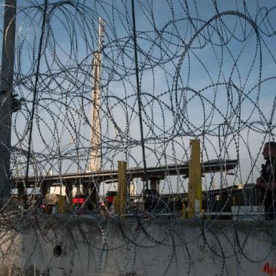 abandonan a niños en la frontera