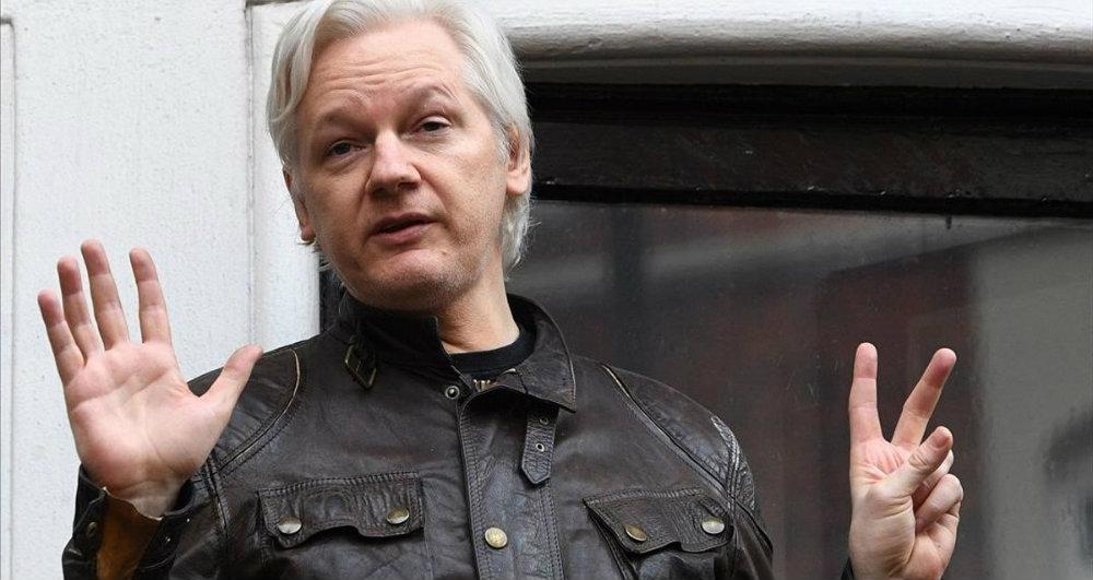 Niegan extradición de Assange a EU; AMLO le ofrece asilo político
