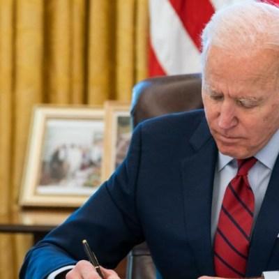 Biden crea grupo para reunir a familias migrantes separadas por Trump