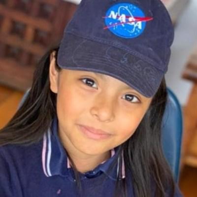 Niña genio mexicana pide ayuda económica para ir a la NASA