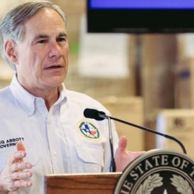 Texas ordena reapertura de negocios al 100% y elimina uso de cubrebocas