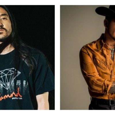 Steve Aoki afirma que ama el mariachi y es fan de Christian Nodal
