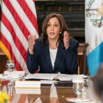 Kamala Harris anuncia ayuda de 310 mdd para países de Centroamérica