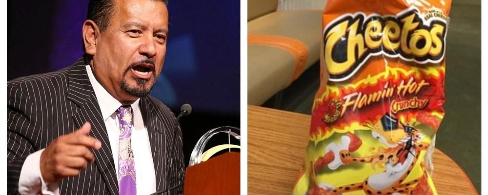 Desmienten a mexicano que dice ser el creador de los Cheetos Flamin Hot