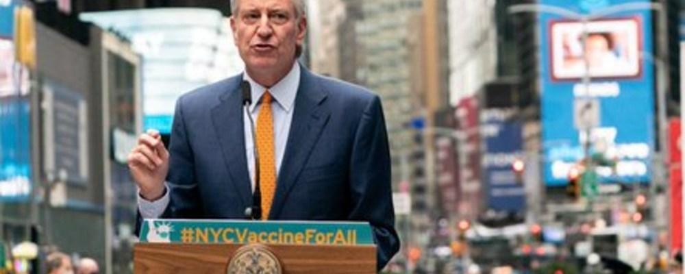 Nueva York ofrecerá vacunas gratis y sin cita a los turistas