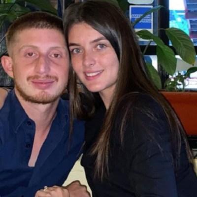Ella es la prometida de Octavio Ocaña, actor de 'Vecinos'