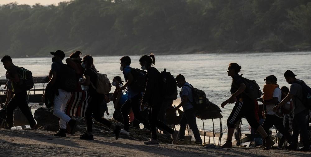 EU recibirá a 10 mil migrantes afectados por 'Quédate en México'