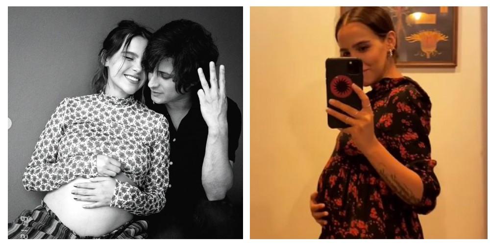 Yuya enternece en redes con las fotos de su embarazo