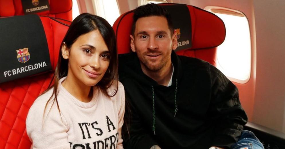 La lujosa vida de Messi y Antonela Rocuzzo