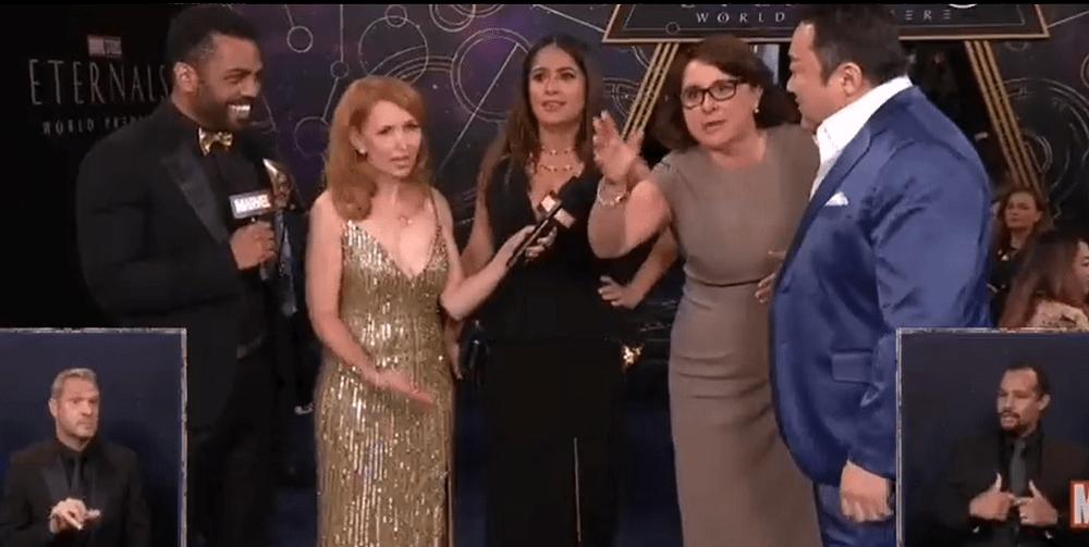 """""""Que aprendan español"""", dice presidenta de Marvel a medios gringos"""