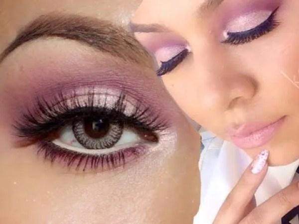 maquillaje-de-ojos-san-valentin-2016-ojos-en-color-rosa