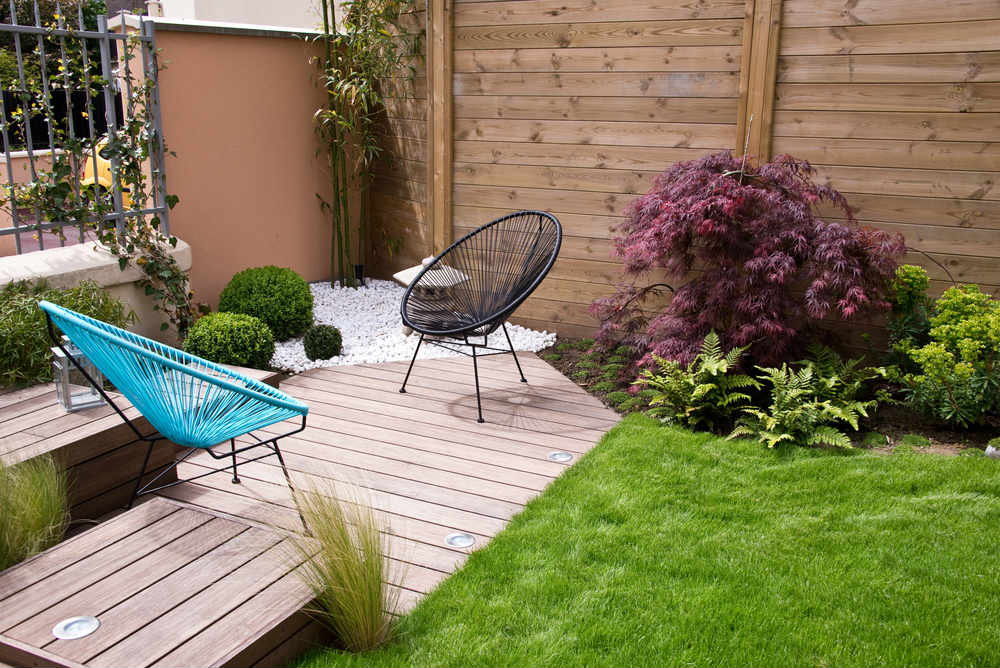 Small Garden Decking Ideas Esb Flooring