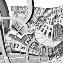 Galería de grabados - Escher
