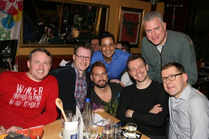 PR Photoset OGAE Germany Clubtreffen 2019 Muenchen PRINZ Bloggertisch