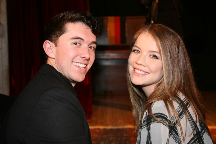 PR Photoset OGAE Germany Clubtreffen 2019 Muenchen - Ryan O´Shaughnessy with gf Ailbhe Casey