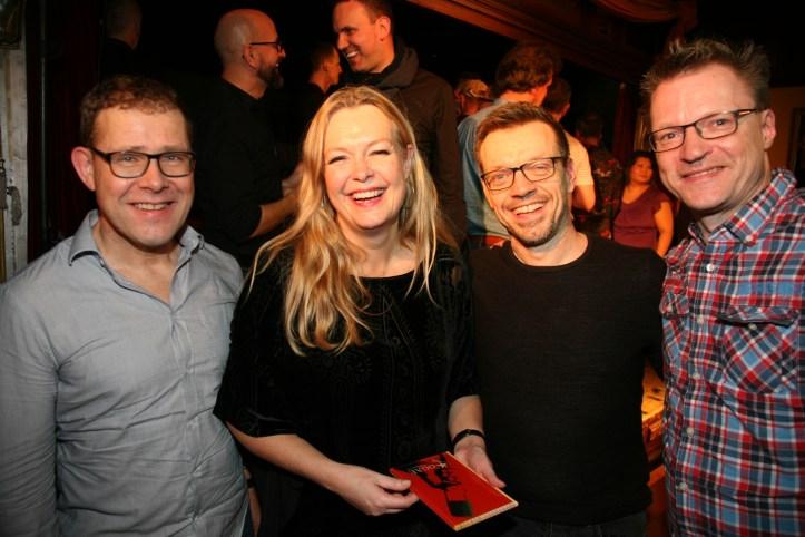 PR Photoset OGAE Germany Clubtreffen 2019 Muenchen - Wolfgang Esther Janni Tjabe