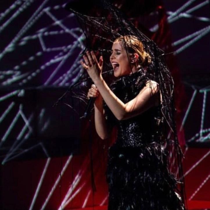 Monika Marija Criminal Eurovizija 2019 Litauen