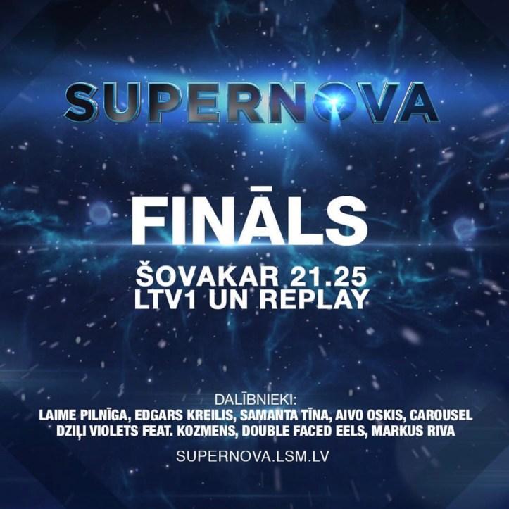 Finale Supernova 2019