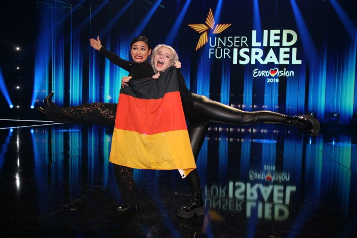 S!sters Sisters Unser Lied für Israel 2019 Deutschland