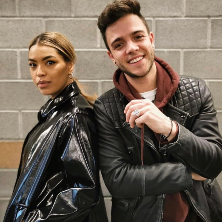 Sacha Jean-Baptiste Luca Hänni Schweiz Eurovision ESC 2019 She Got Me