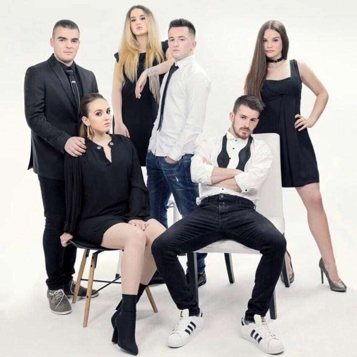 D Mol D-Moll Heaven Montenegro Eurovision ESC 2019