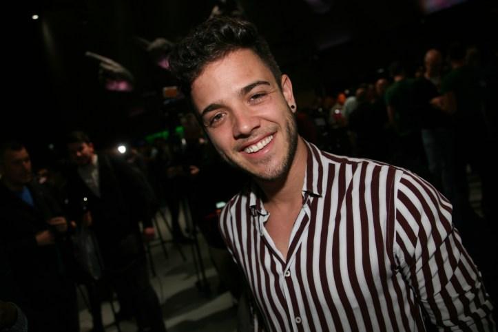 EiC 2019 Serie 1 Eurovision in Concert Amsterdam Luca Haenni CH sooooooooo cute
