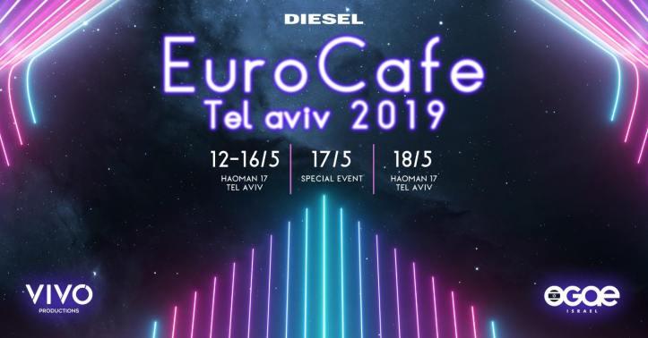 Eurocafe 2019 Tel Aviv OGAE Israel ESC Eurovision