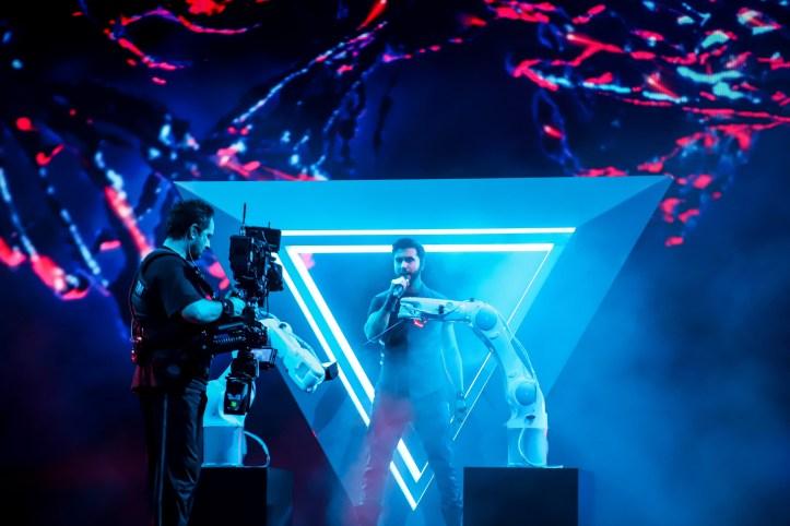 Chingiz Aserbaidschan 2019 Erste Probe