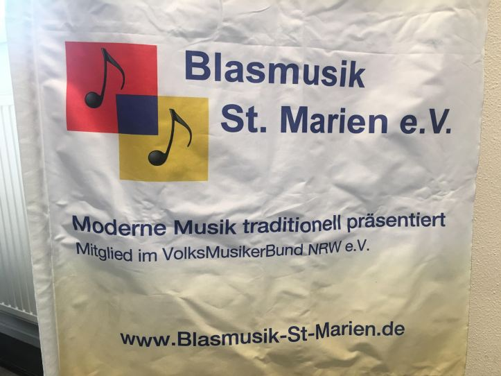 Blasmusik St. Marien Dorsten Home is where my heart is