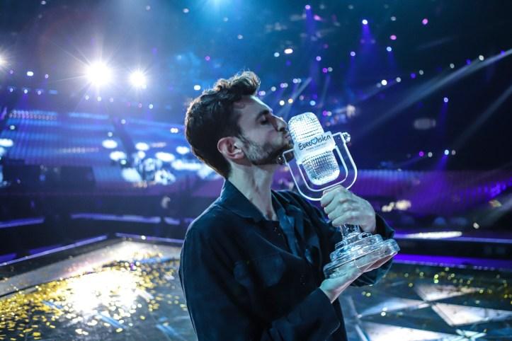 Duncan Laurence ESC 2019 Eurovision Sieger Gewinner Niederlande Arcade