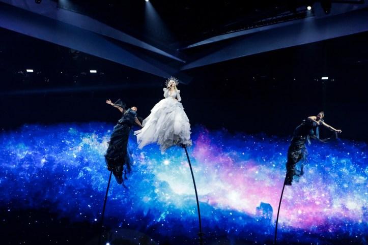 Erste Probe Australien Kate Miller Heidke Zero Gravity ESC 2019 3