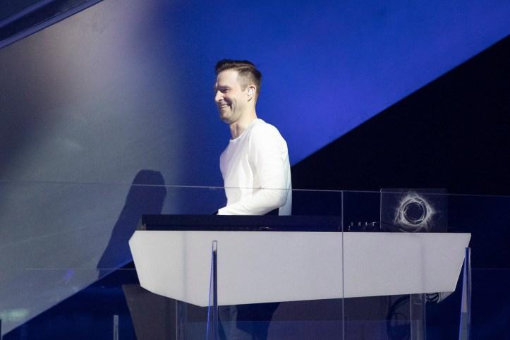 Erste Probe Finnland Darude Look Away 2019 2