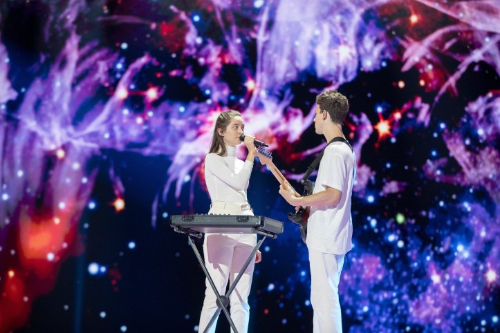 Erste Probe Slowenien Zala Gasper Sebi 2019 2